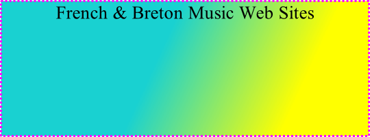 French & Breton Music Web Sites